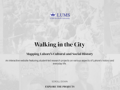The LUMS Digital Archive is a fascinating amalgamation of the varied cultural hues of Pakistan, both before and after partition.