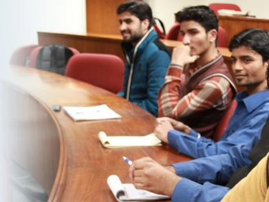 The Project for Uplifting LUMS Support Staff (PULSS) is an extremely successful venture where students come together to help support staff by conducting knowledge-based and skill-enhancing sessions.